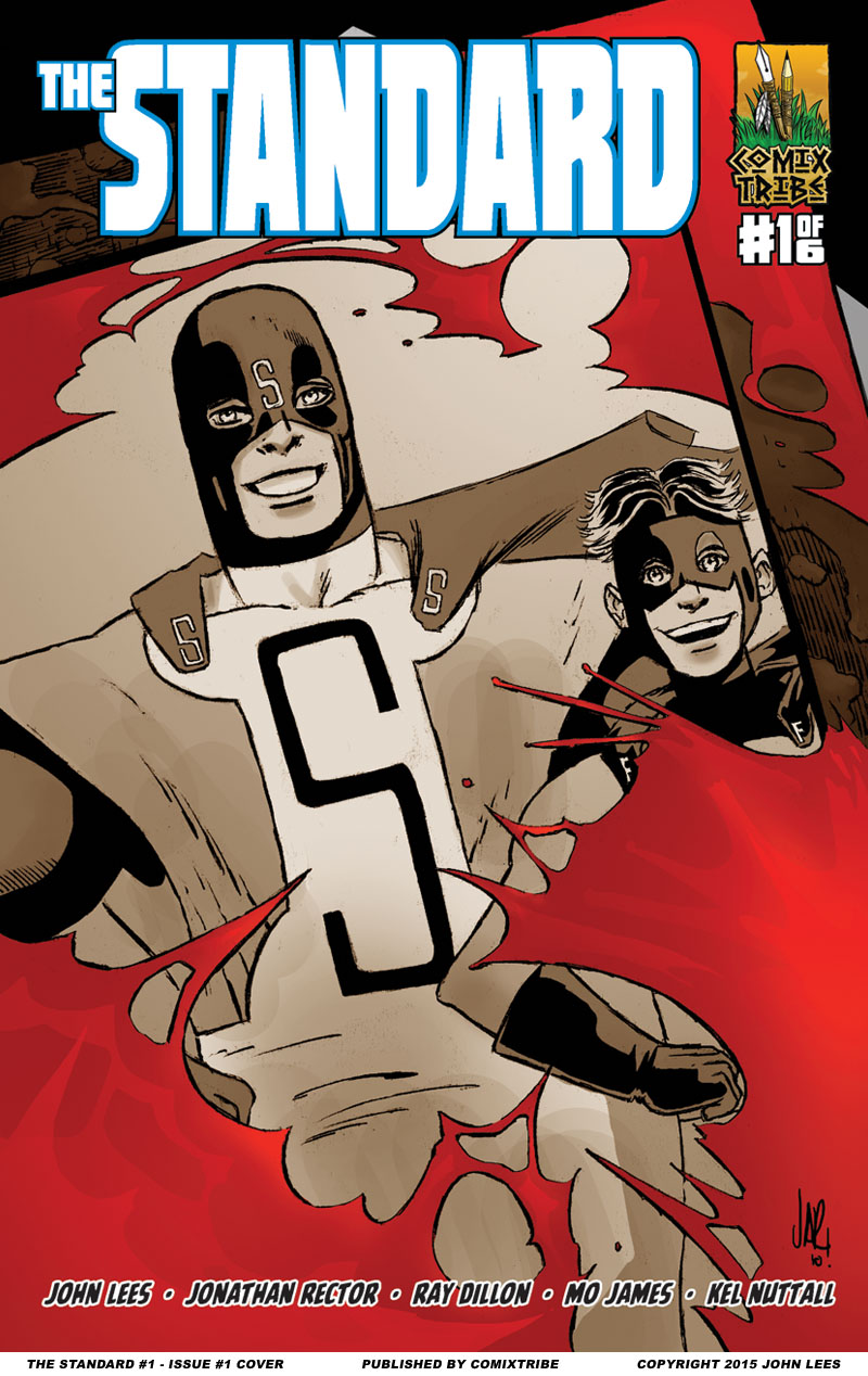 THE STANDARD #1 – Cover