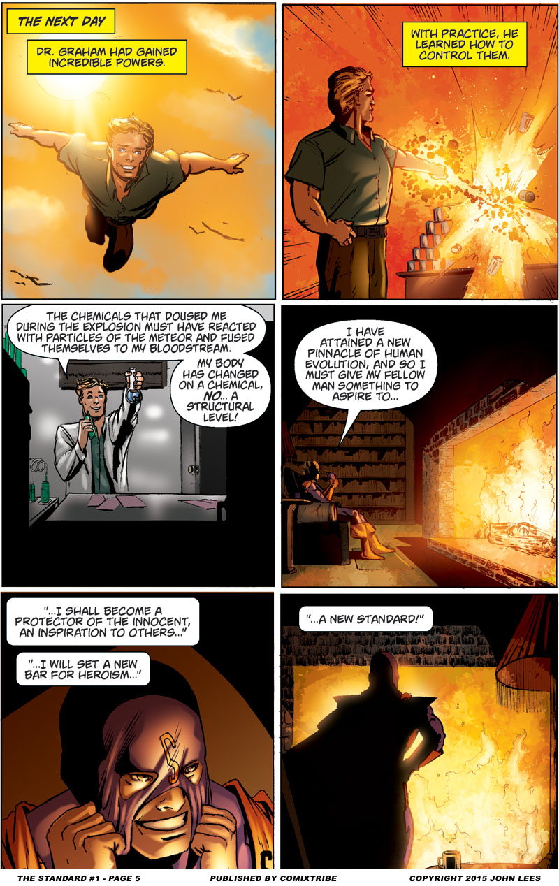 The Standard #1 – Page 5