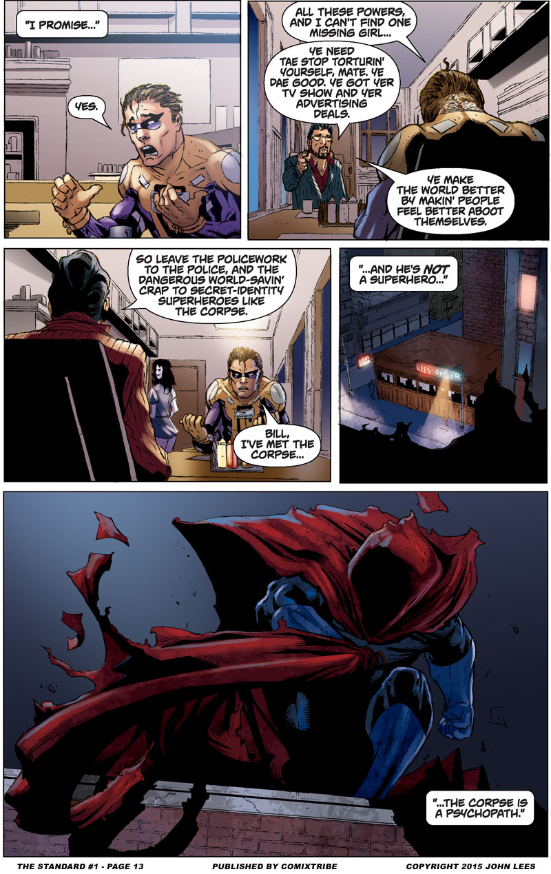 The Standard #1 – Page 13