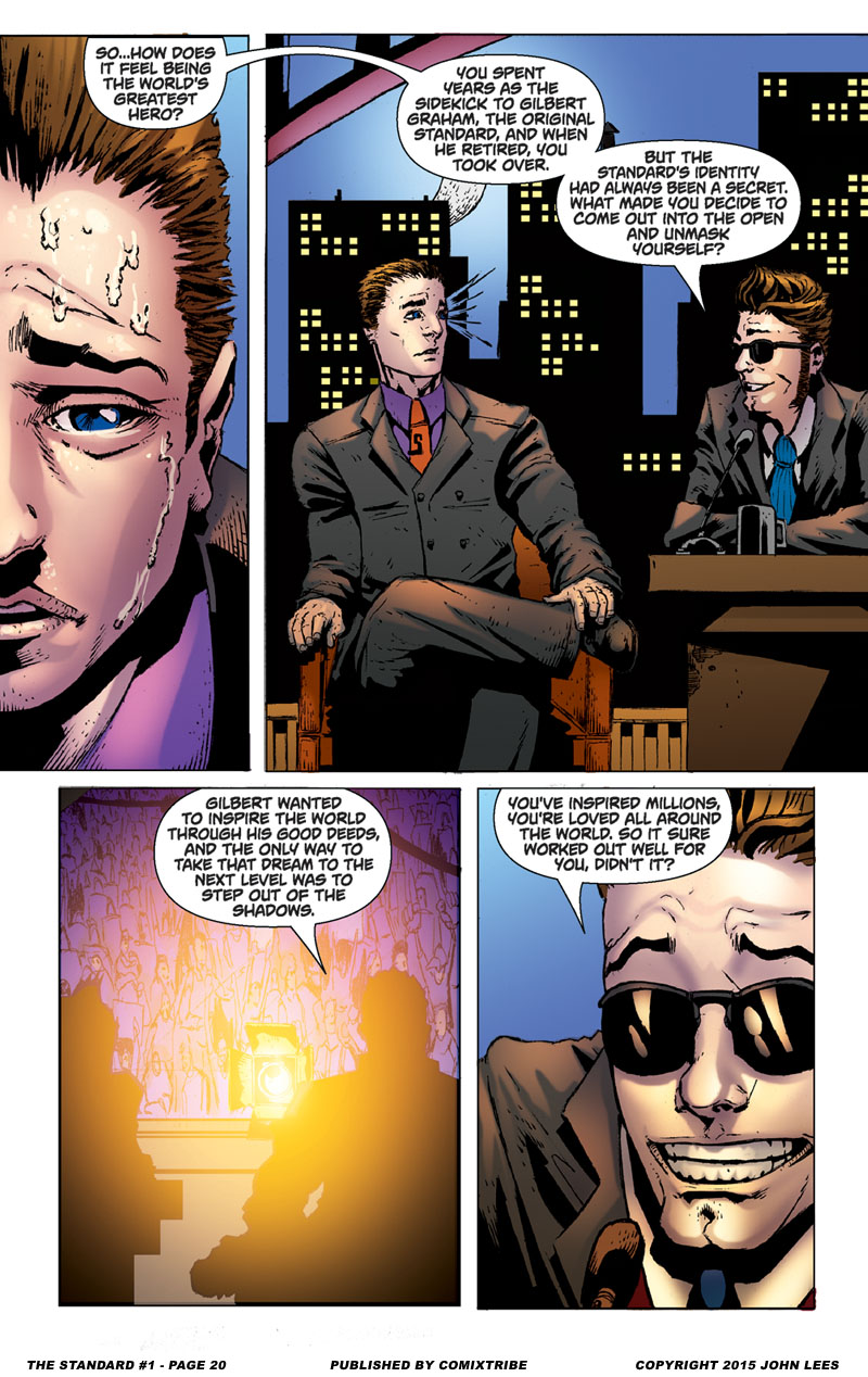The Standard #1 – Page 20