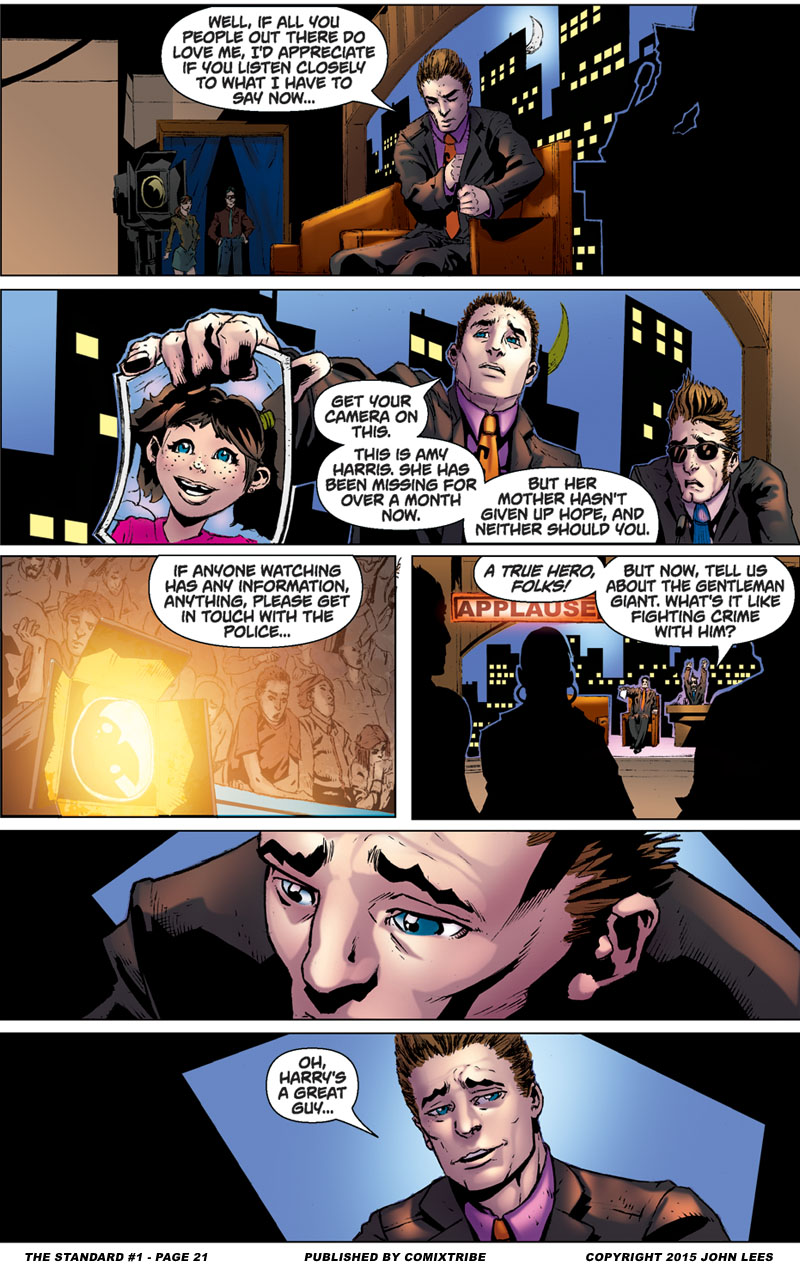The Standard #1 – Page 21