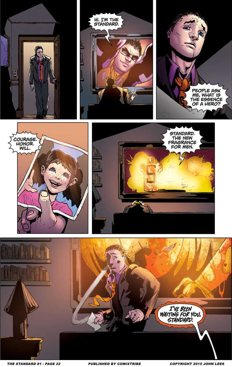 The Standard #1 – Page 22