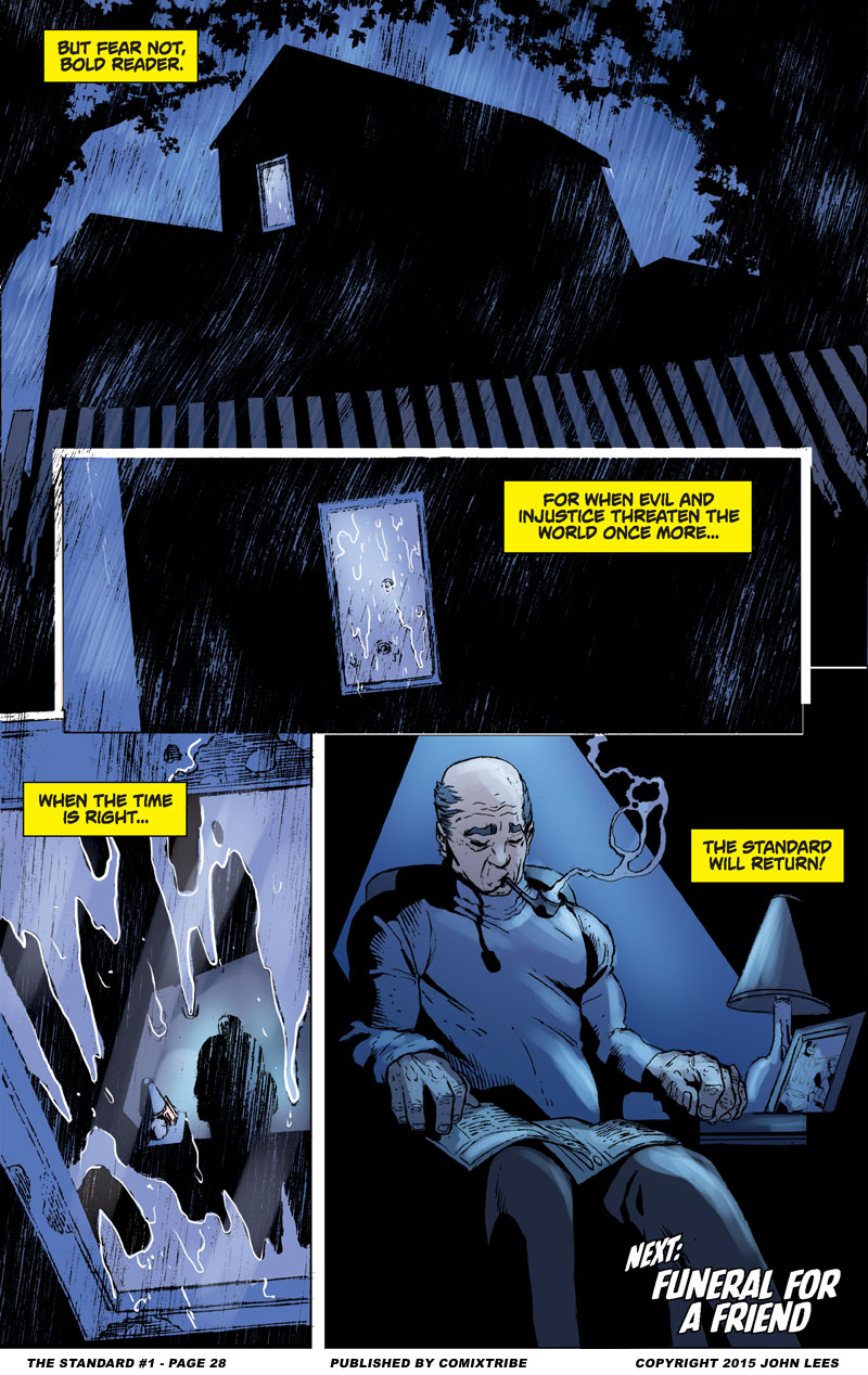The Standard #1 – Page 28