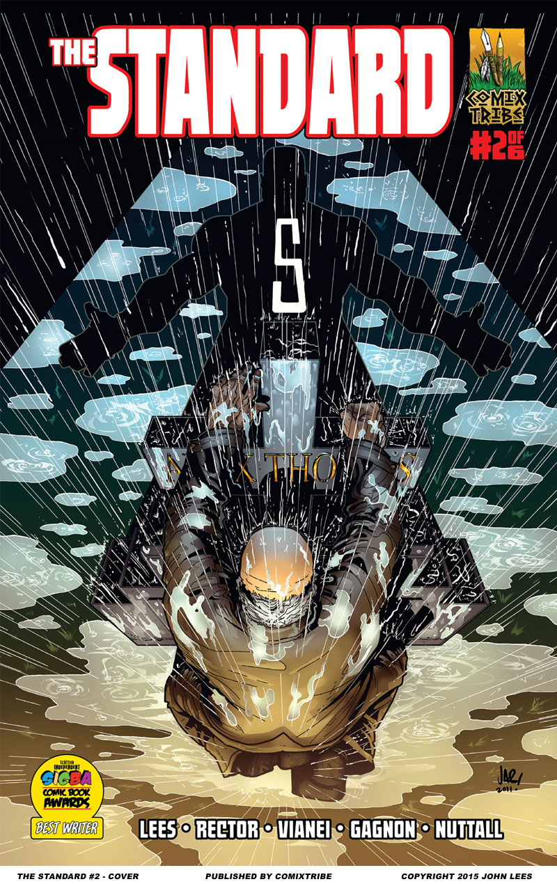 The Standard #2 – Cover