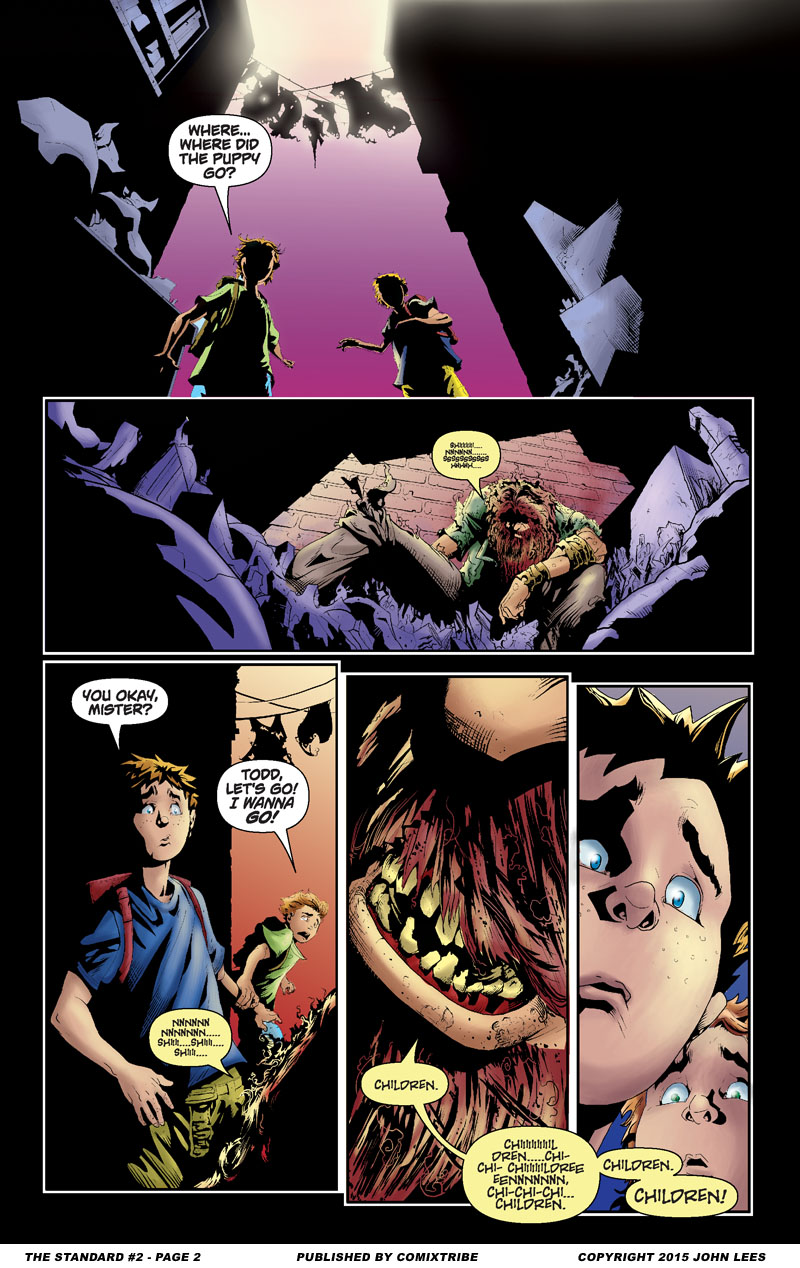 The Standard #2 – Page 2