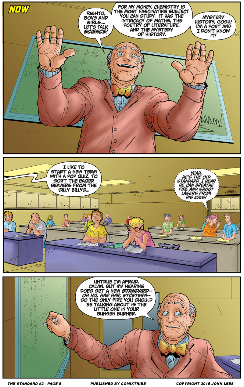 The Standard #2 – Page 5
