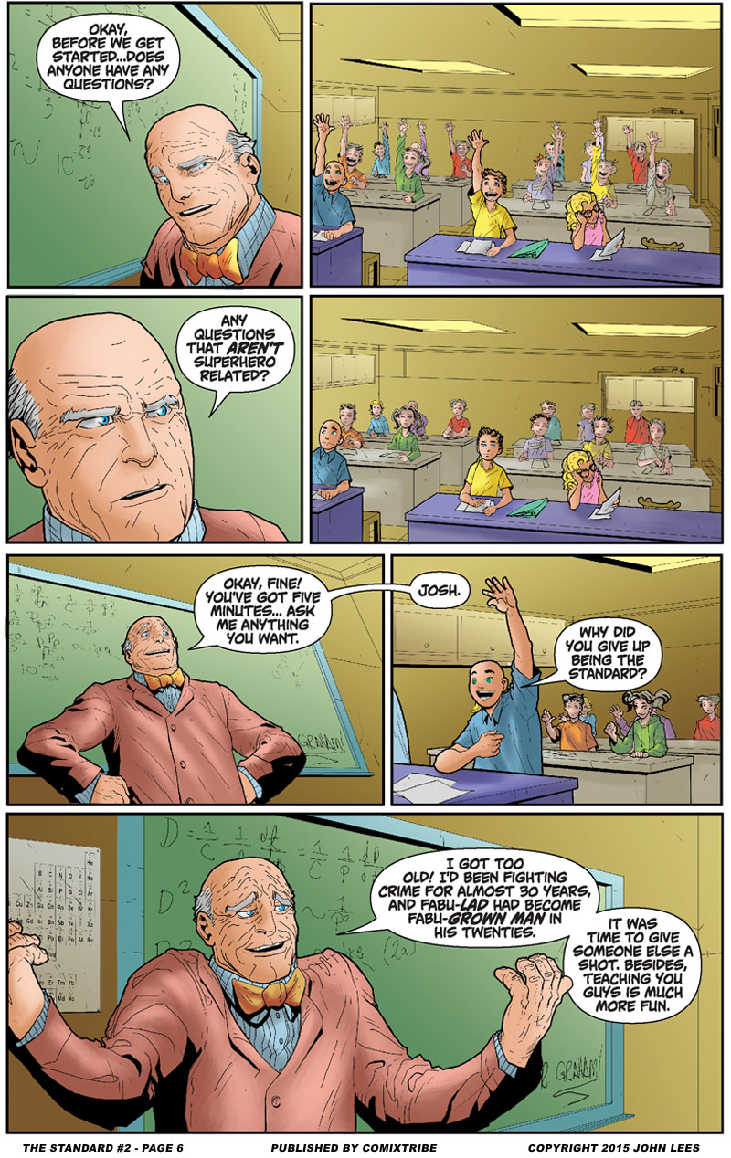 The Standard #2 – Page 6