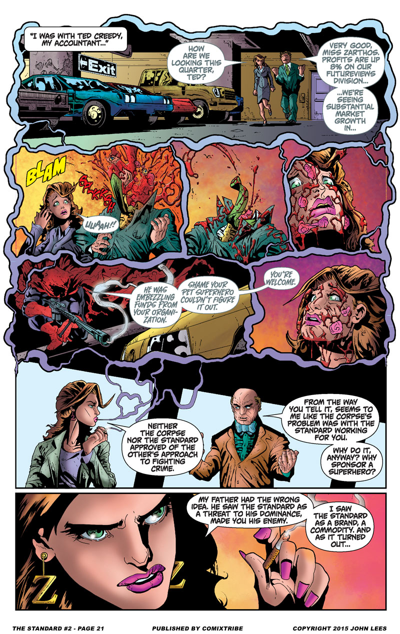 The Standard #2 – Page 21