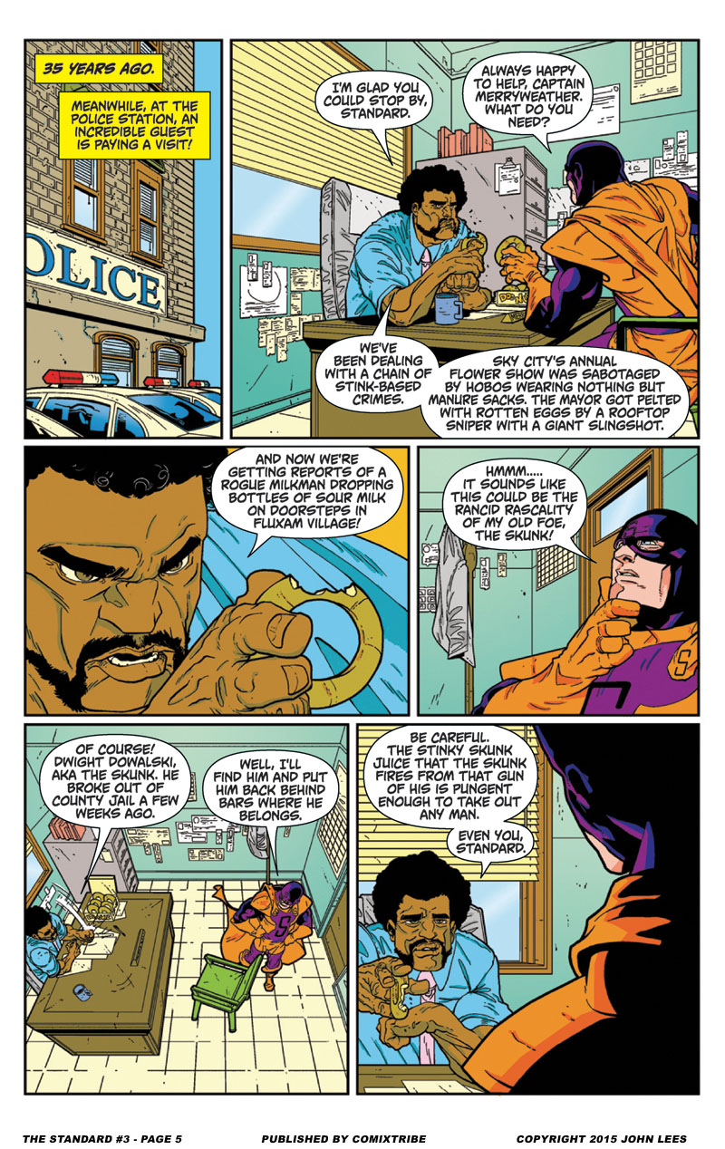 The Standard #3 – Page 5