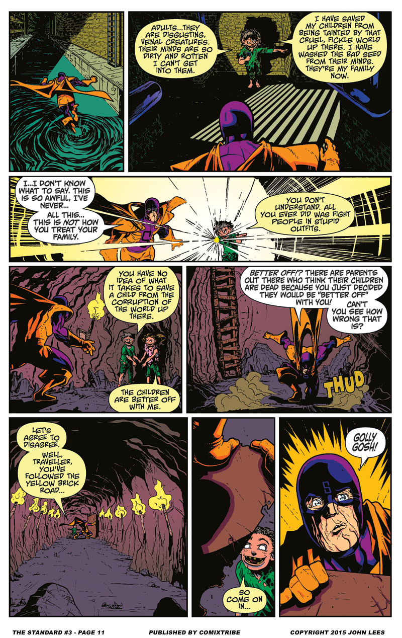 The Standard #3 – Page 11