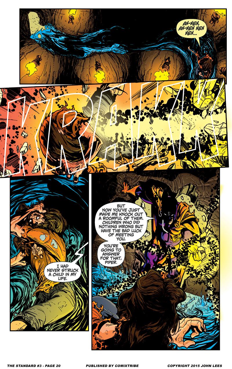 The Standard #3 – Page 20