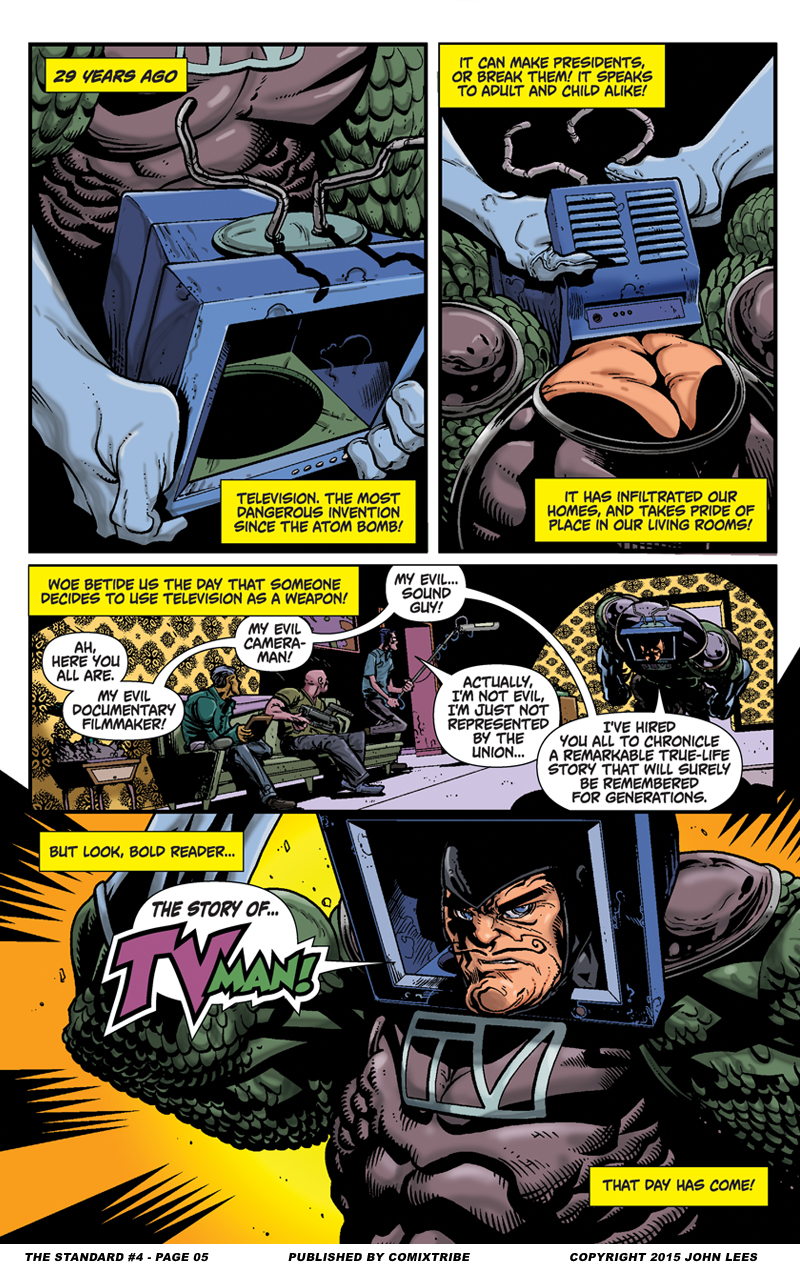 The Standard #4 – Page 5