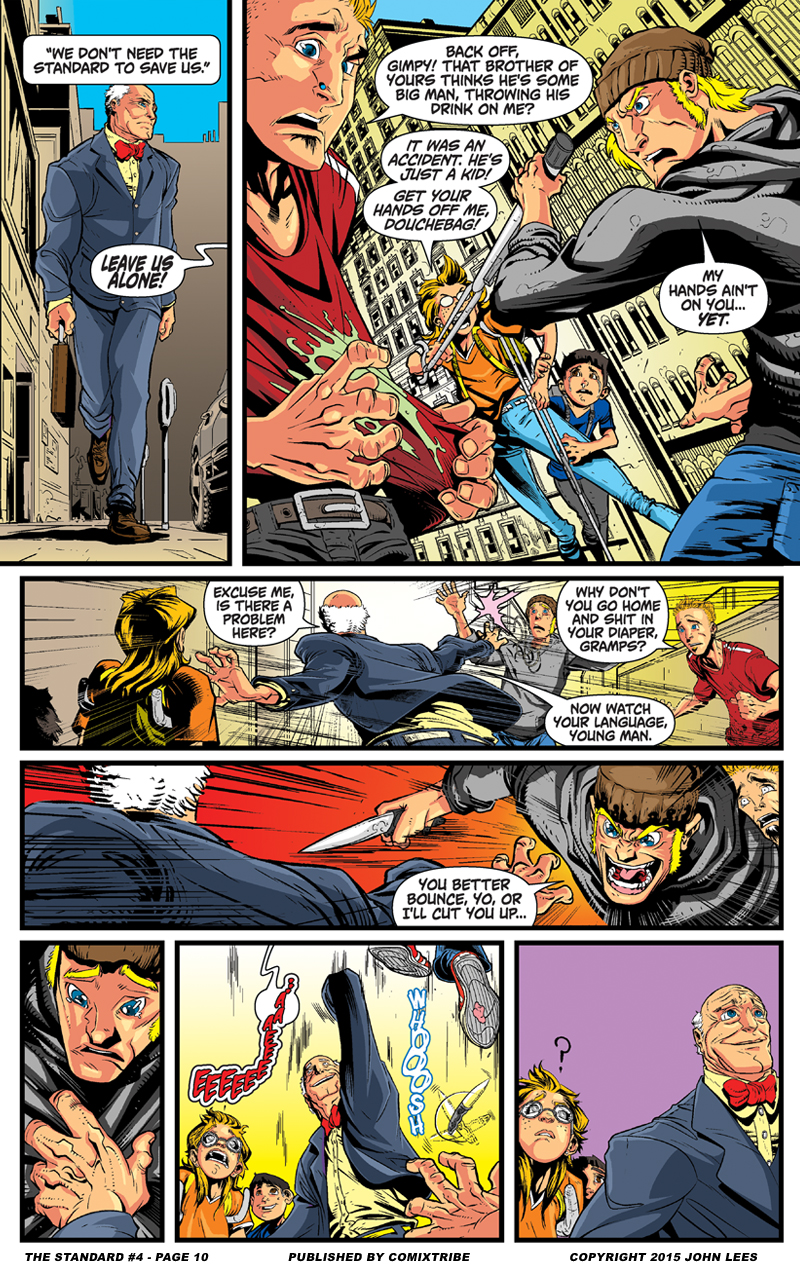 The Standard #4 – Page 10