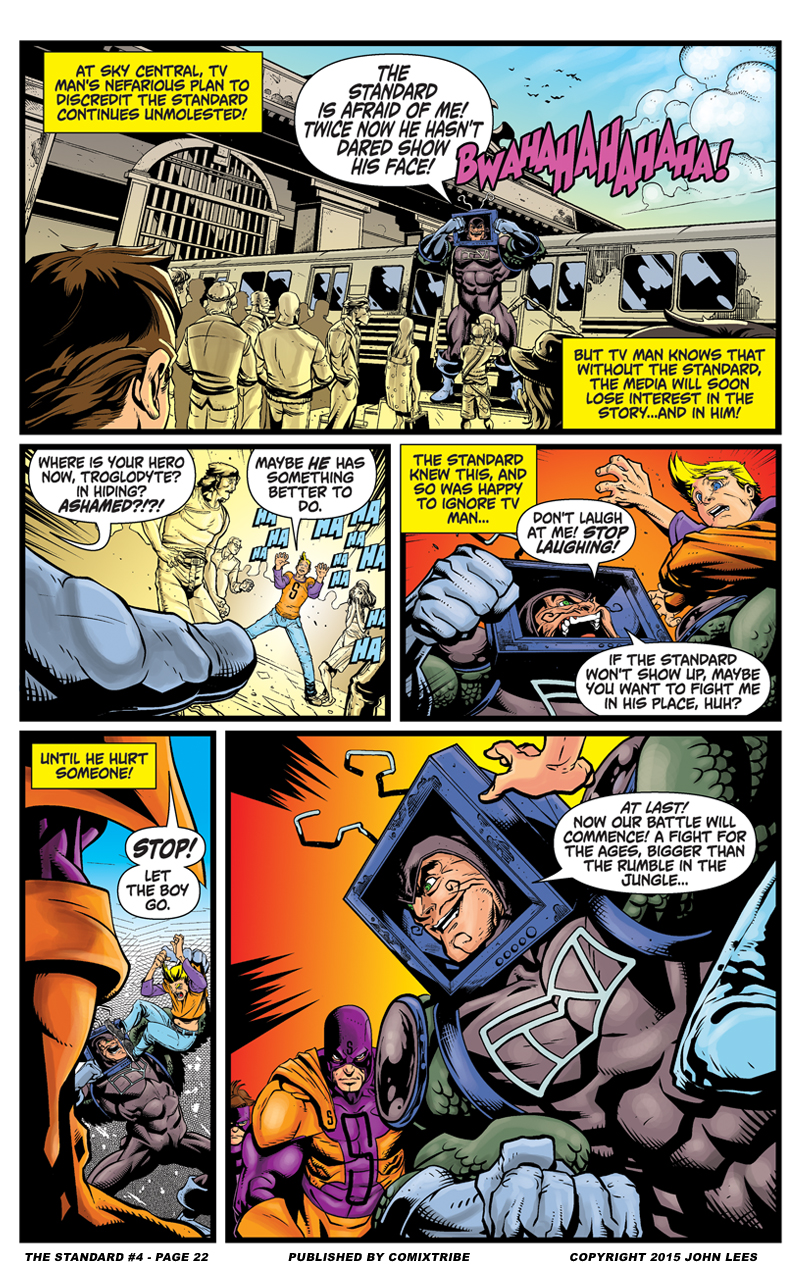 The Standard #4 – Page 22