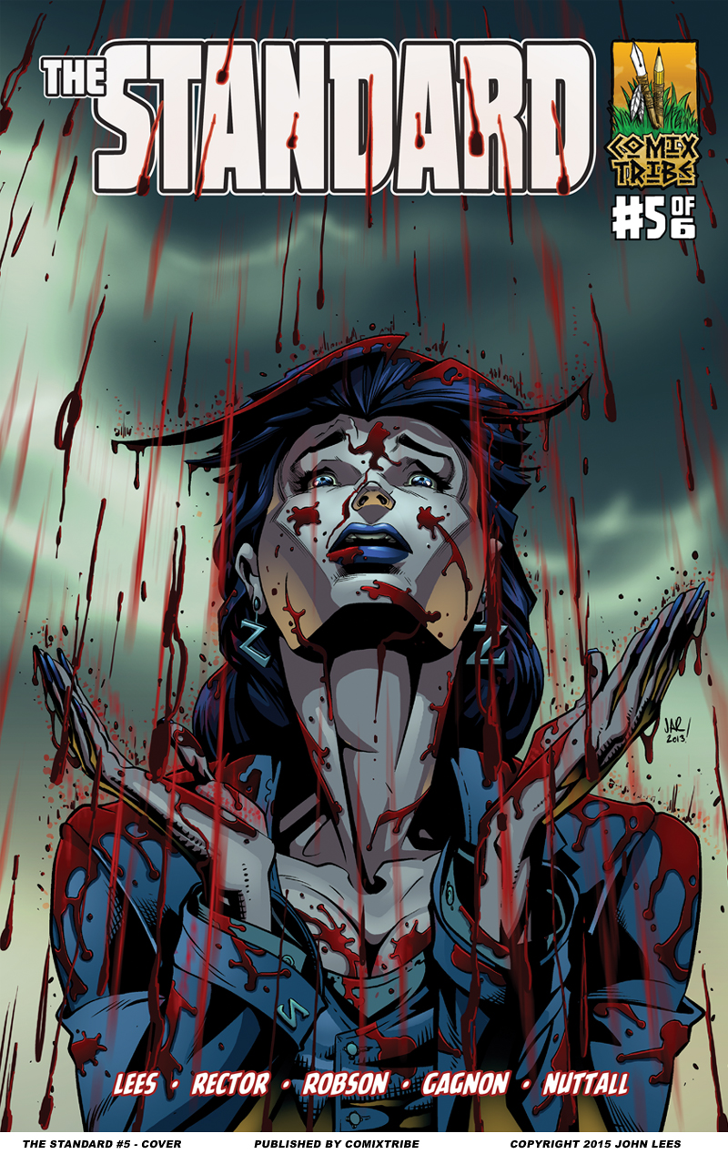 The Standard #5 – Cover