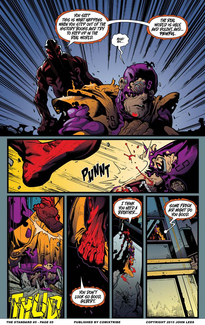 The Standard #5 – Page 5