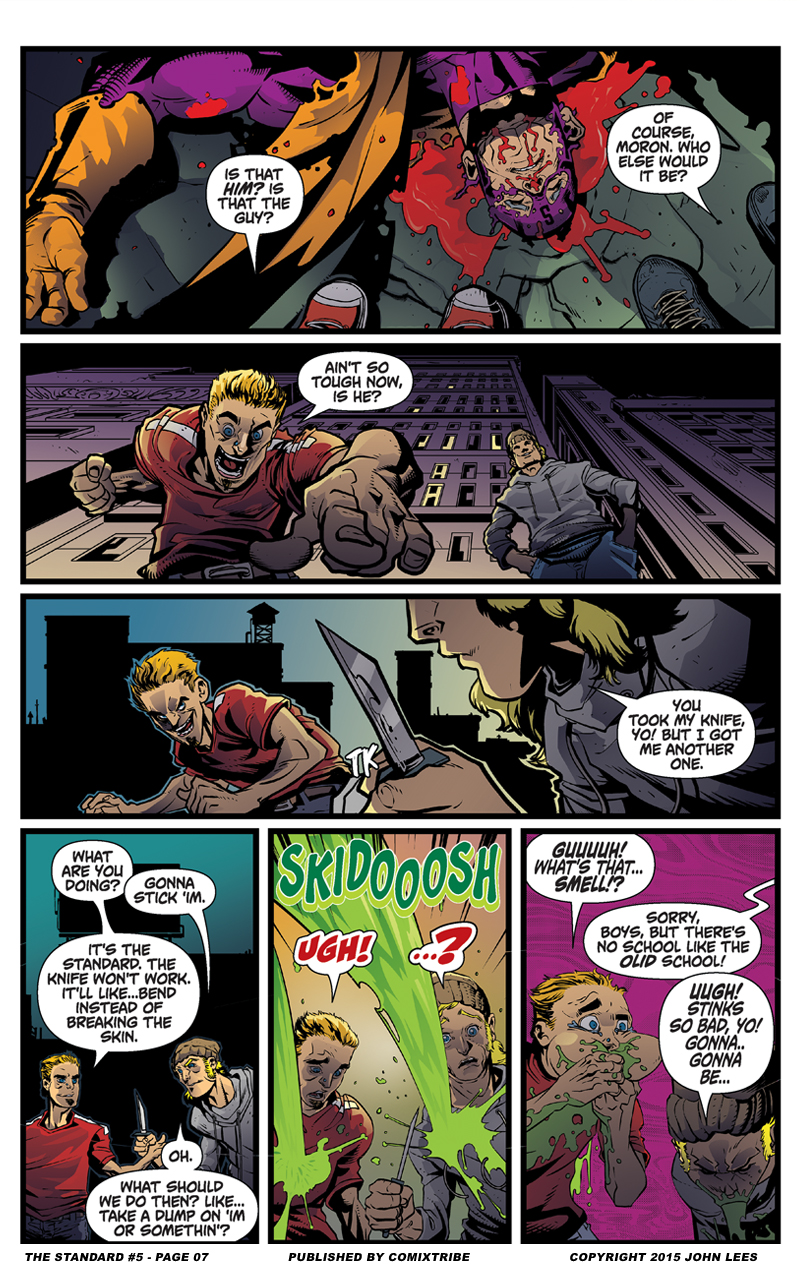 The Standard #5 – Page 7