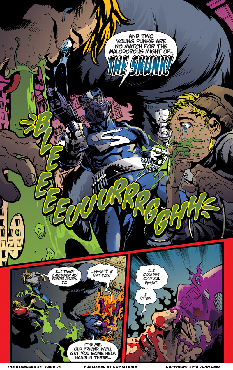 The Standard #5 – Page 8