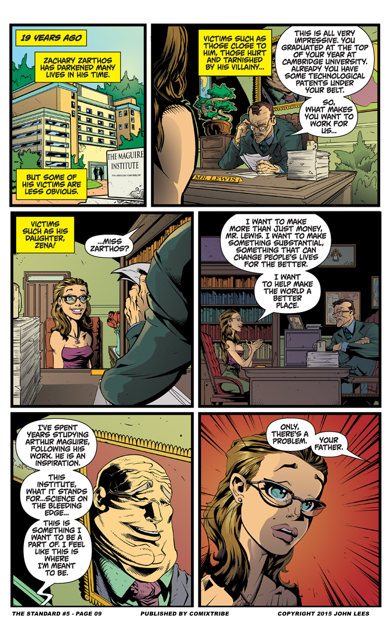 The Standard #5 – Page 9