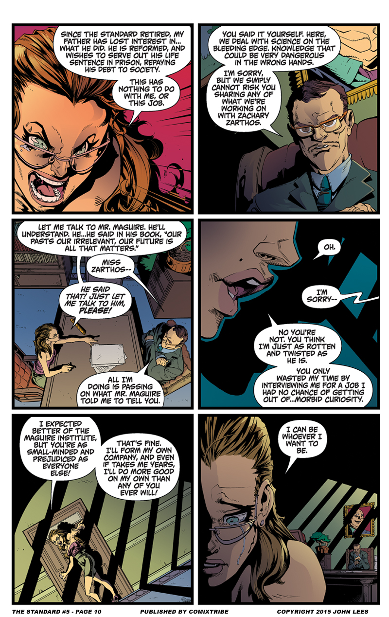 The Standard #5 – Page 10