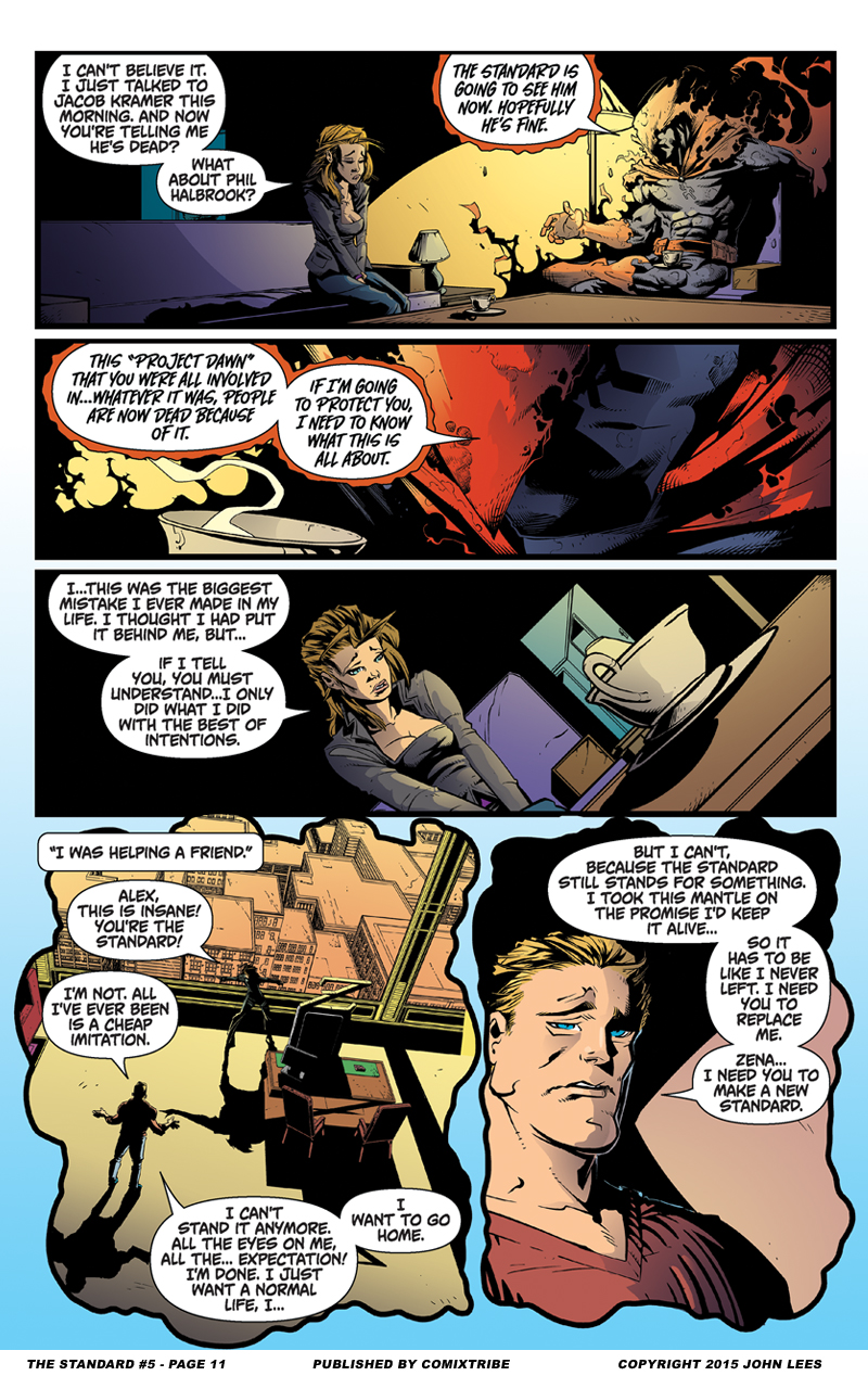 The Standard #5 – Page 11
