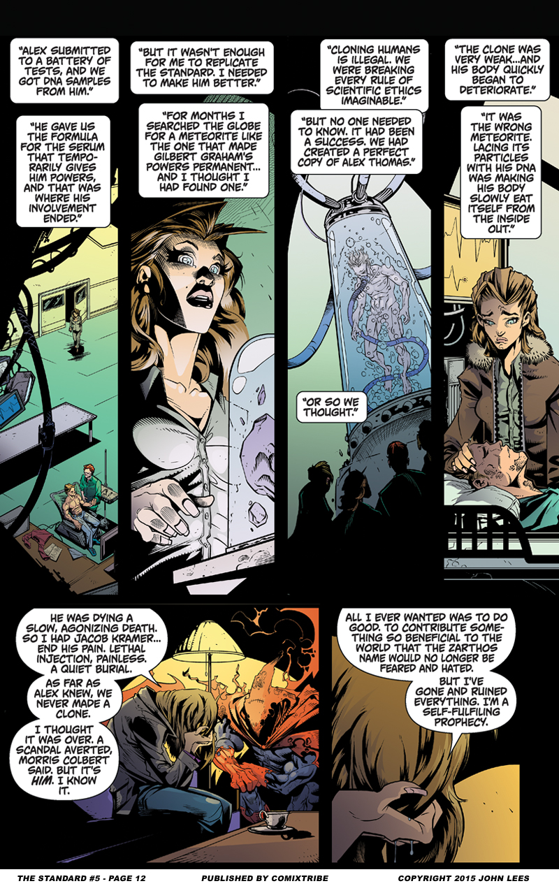 The Standard #5 – Page 12