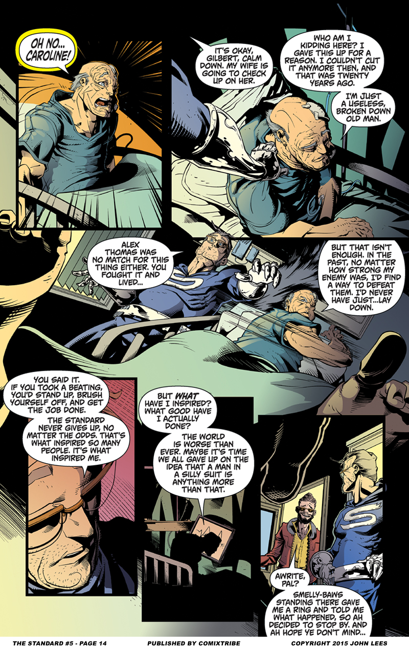 The Standard #5 – Page 14