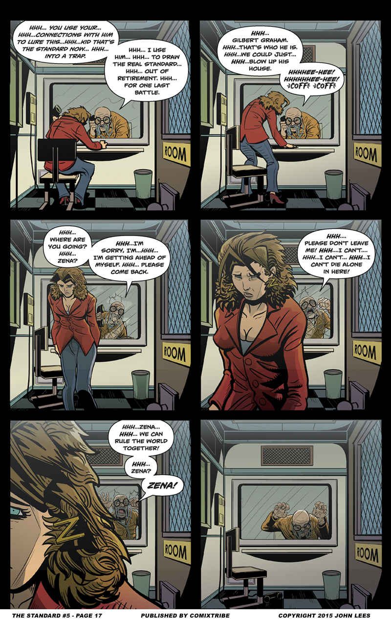 The Standard #5 – Page 17