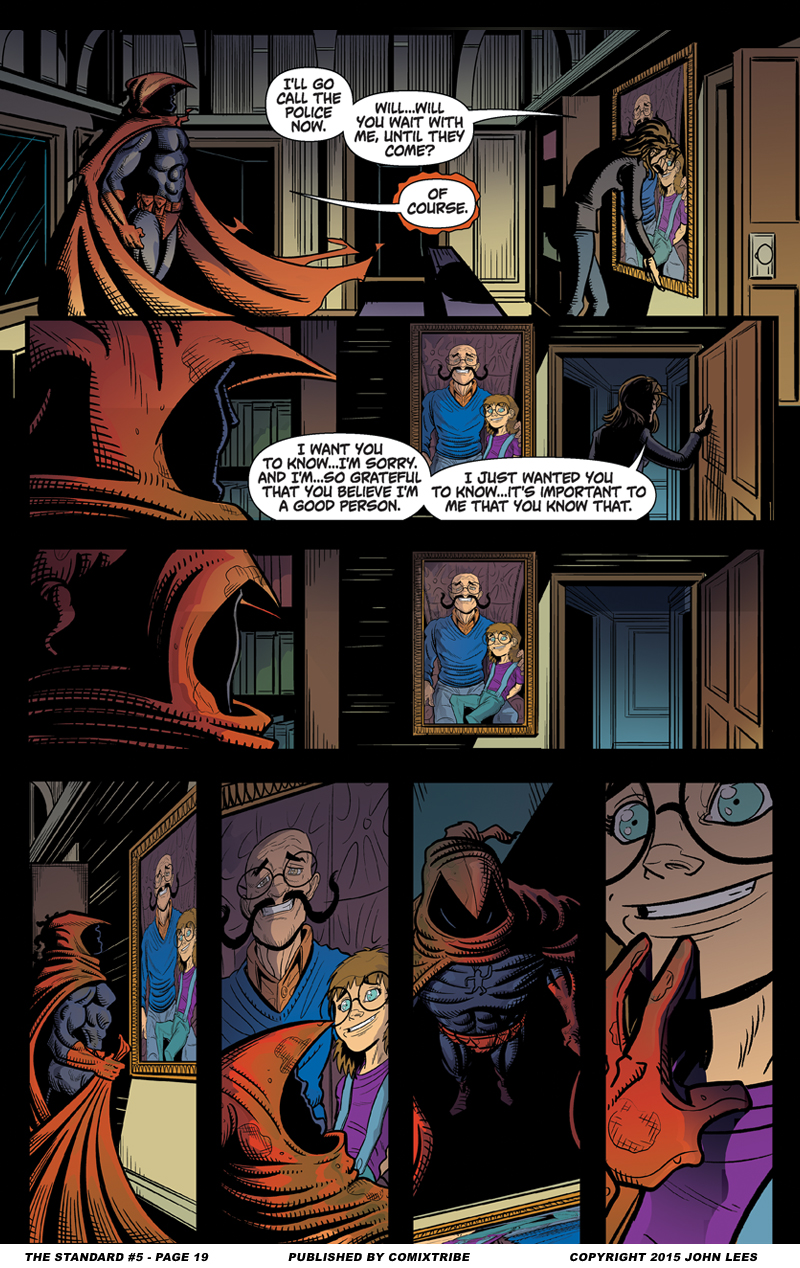 The Standard #5 – Page 19
