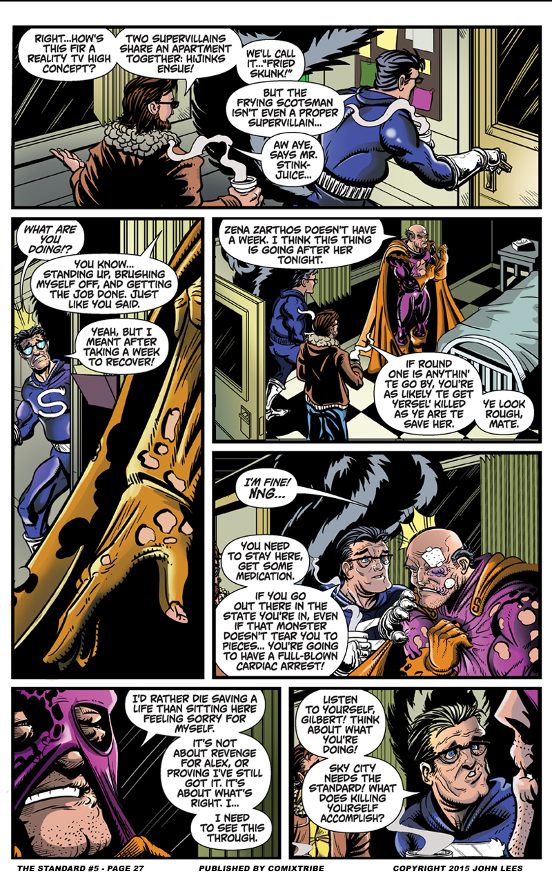 The Standard #5 – Page 27
