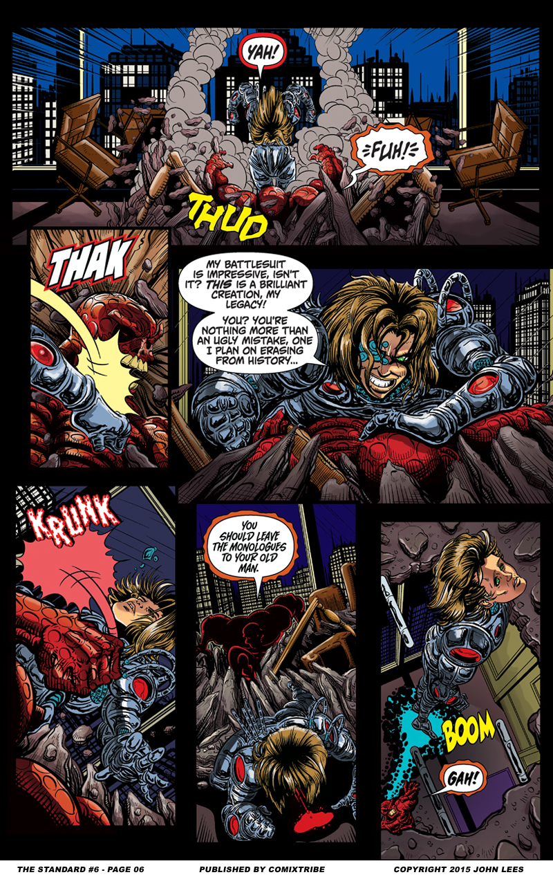 The Standard #6 – Page 6