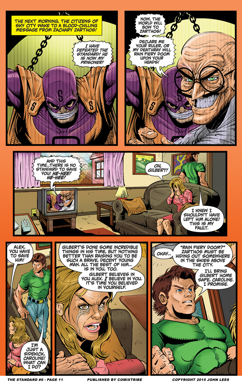 The Standard #6 – Page 11