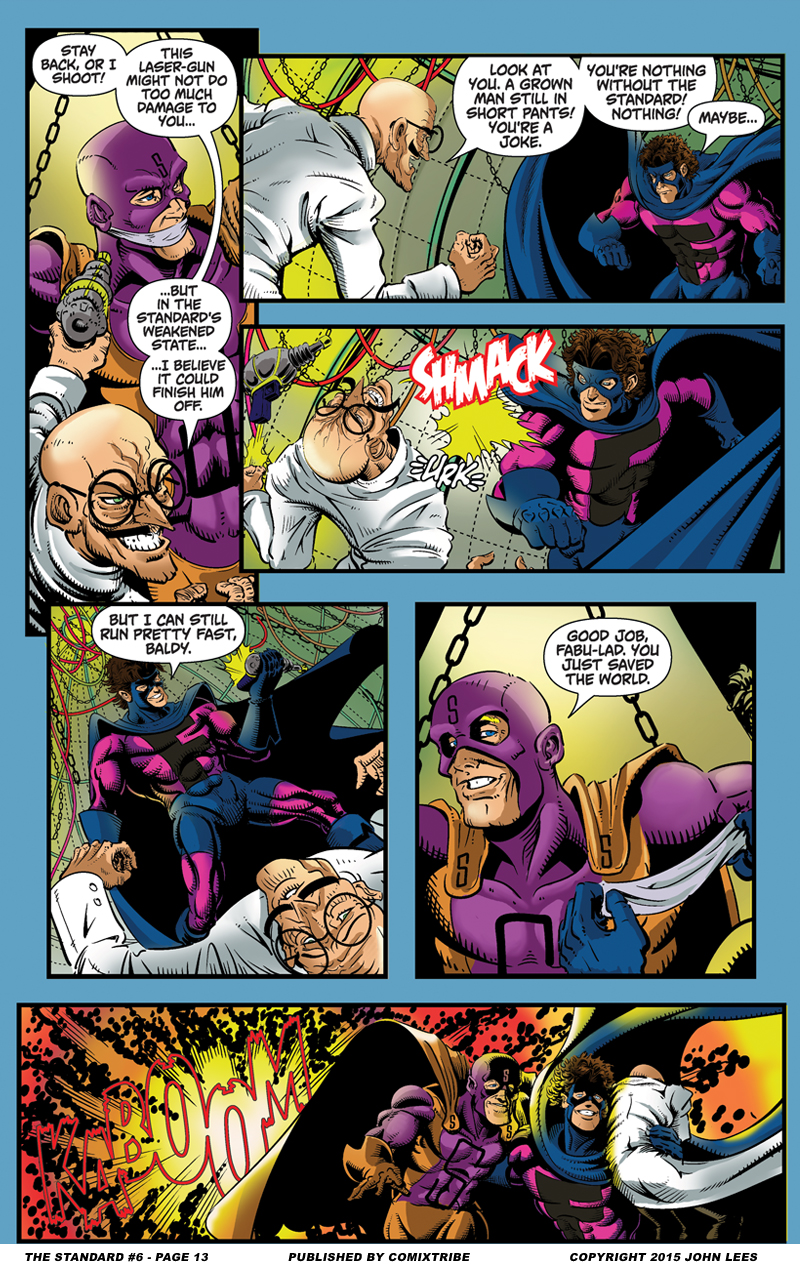 The Standard #6 – Page 13
