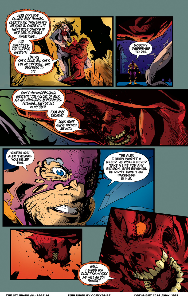 The Standard #6 – Page 14