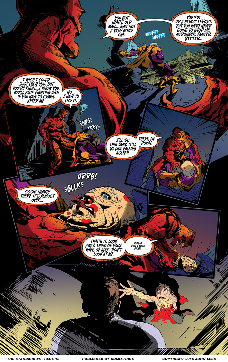 The Standard #6 – Page 18