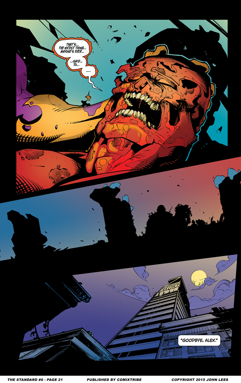 The Standard #6 – Page 21