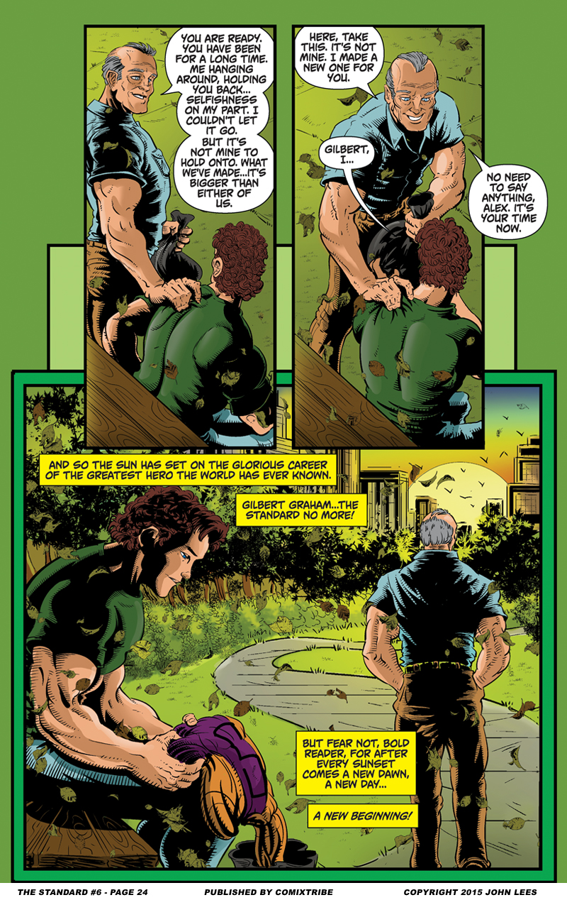 The Standard #6 – Page 24