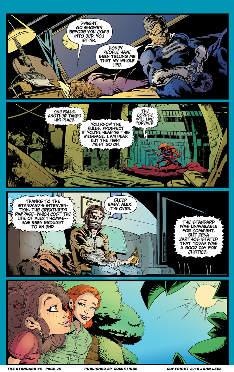 The Standard #6 – Page 25