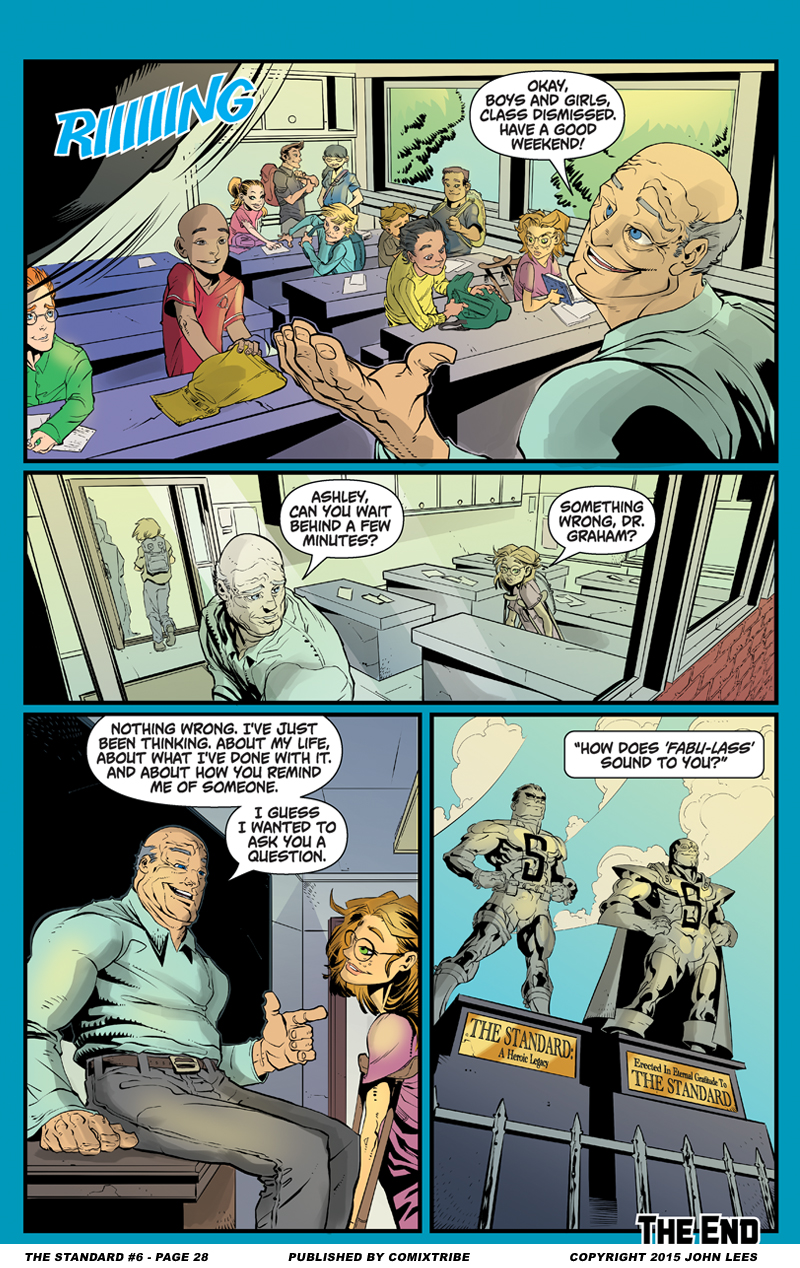 The Standard #6 – Page 28